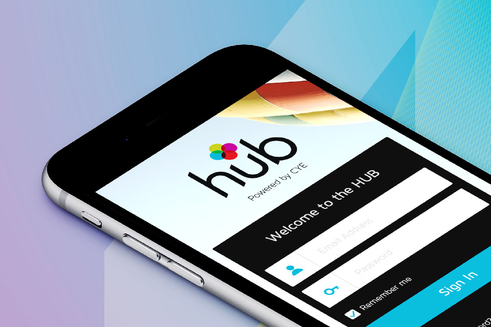 hub-login-page-mobile